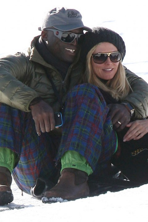 Seal &amp; Heidi Klum - Seal &amp; Heidi Klum: Relationship in pics - Seal &amp; Heidi Klum split - Seal &amp; Heidi Klum divorce - Marie Claire - Marie Claire UK