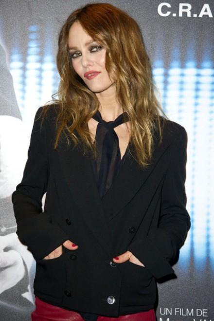 Vanessa Paradis - Vanessa Paradis hits Cafe De Flore premiere without Johnny Depp - Vanessa Paradis Johnny Depp - Marie Clarie - Marie Claire UK