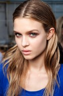 Catwalk Hairstyles Lanvin Wet Look Hair