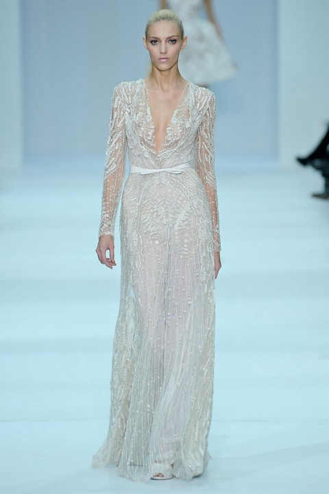 Elie Saab Couture Spring Summer 2012 Pictures
