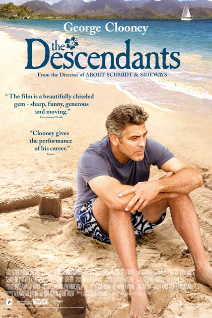 The Descendants - George Clooney - Marie Clarie - Marie Claire UK