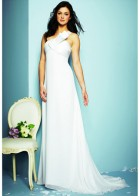 Littlewoods asymmetric wedding dress, 250 - High Street Wedding Dresses - fashion
