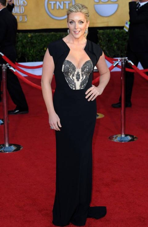 Jane Krakowski at the Screen Actors Guild Awards 2012