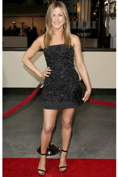 Jennifer Aniston at the Directors Guild of America Awards 2012