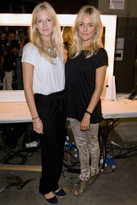 Savannah and Sienna Miller - Twenty8Twelve - Marie Claire - Marie Claire UK
