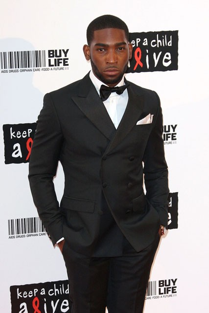 Tinie Tempah crowned Britain's best dressed man