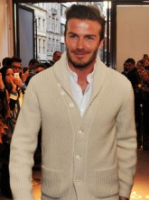 David Beckham - H&M launch - Marie Claire - Marie Claire UK