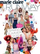 Marie Claire Runway magazine Spring/Summer 2012