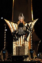 Madonna - The Super Bowl 2012 - The Super Bowl - Super Bowl - Superbowl - Marie Claire - Marie Claire UK