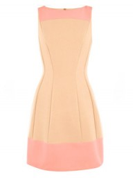 Oasis Colourblock Lantern Dress - Fashion Buy of the Day - Marie Claire