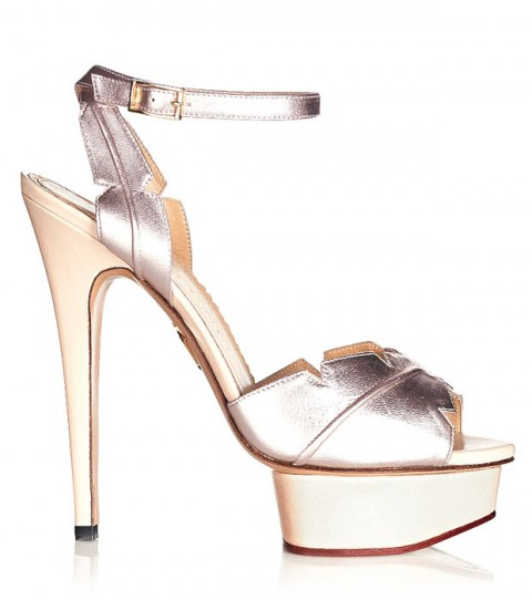 Charlotte Olympia spring/summer 2012 pictures
