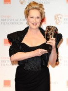 Meryl Streep - Meryl Streep BAFTAS - BAFTAS Winners - The Winners - The Bafas - Marie Claire - Marie Claire UK