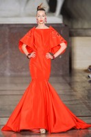 Zac Posen A/W 12, Zac Posen, fashion shows, New York Fashion Week, New York style, style, fashion, show reports, New York show reports