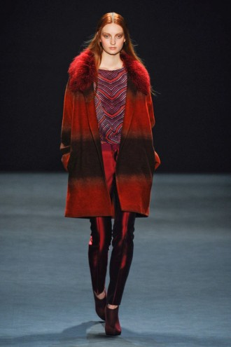 Vivienne Tam A/W'12, Vivienne Tam, Vivienne Tam collection, A/W 2012, A/W 12 fashion, A/W 12, New York Fashion Week, New York Fashion Week 2012, NYFW 2012, NYFW 12, NWFW 12 catwalk, catwalk, catwalk fashion, fashion, runway collections