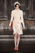 L'Wren Scott A/W 2012, L'Wren Scott, new york fashion week, marie claire, marie claire uk