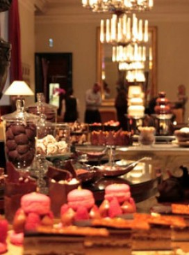 Chocolate Afternoon Tea at the Chancery Hotel