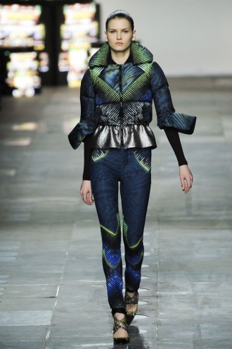 Peter Pilotto A/W 2012, peter pilotto, london fashion week, marie claire, marie claire uk