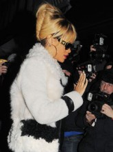 Rihanna - Rihanna's 24th birthday party - Marie Claire - Marie Claire UK
