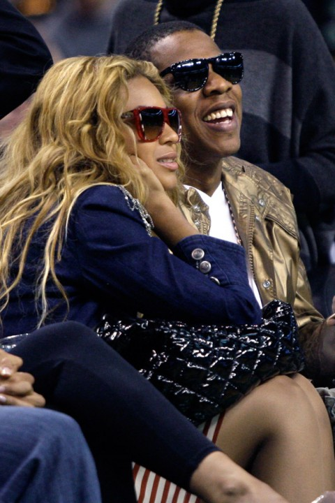 Beyonce &amp; Jay-Z - Beyonce - Jay-Z - Blue Ivy - Ivy Blue - Blue Ivy Carter - Beyonce Blue Ivy - The Carter-Knowles Family Album - Marie Claire - Marie Claire UK