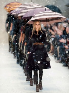 Burberry Prosum autumn/winter 2012 show - london fashion week - show report - marie claire