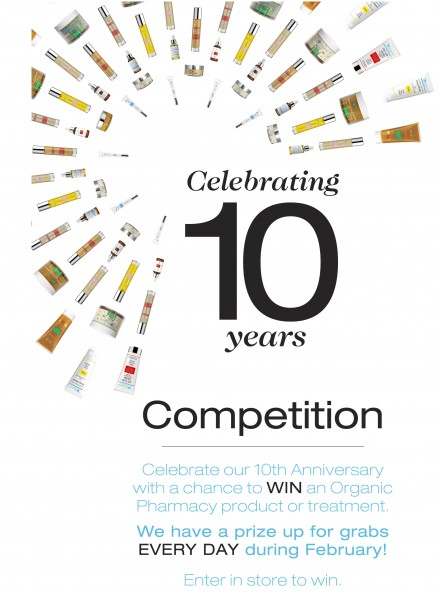The - Organic - Pharmacy - beauty - 10 - anniversary