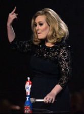 Adele swearing - Marie Claire - Marie Claire UK
