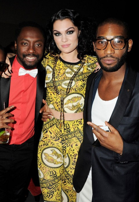 will.i.am, Jessie J and Tinie Tempah - Brit Awards 2012 After Parties - Marie Claire - Marie Claire UK