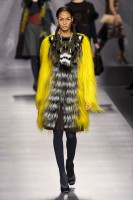 Fendi A/W 2012, fendi, milan fashion week, marie claire, marie claire ukweek