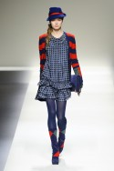 Blugirl A/W 2012, blugirl, anna molinari, milan fashion week, marie claire, marie claire uk