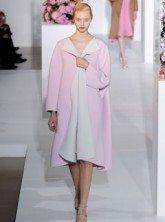Jil Sander Armani Autumn/Winter 2012 catwalk collection at Milan Fashion Week