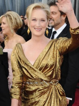 Meryl Streep - Oscars 2012 - Marie Claire - Marie Claire UK