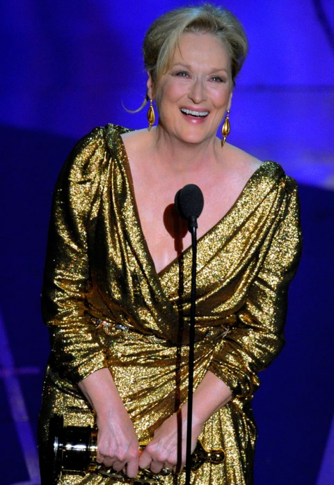 Meryl Streep - Oscars 2012 - Oscars 2012 winners - Marie Claire - Marie Claire UK