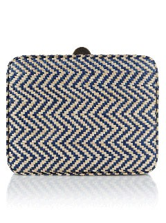 Warehouse patterned clutch - fashion buy of the day