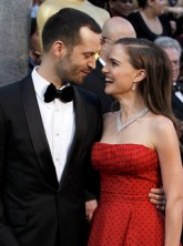 Natalie Portman & Benjamin Millpied - Have Natalie Portman & Benjamin Millepied secretly married? - Natalie Portman engagement ring - Marie Claire - Marie Claire UK