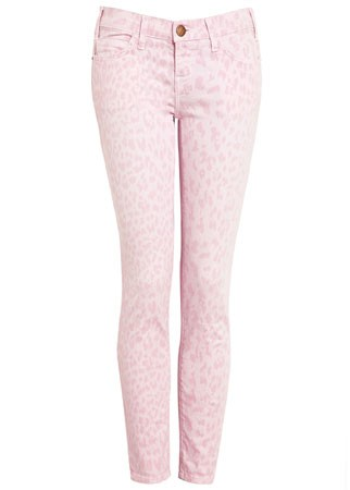 jeans spring denim skinny animal print pastel colour 10 our 10 best skinny girl recipes for summer 322x450