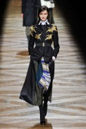 Dries Van Noten A/W 2012, dries van noten, paris fashion week, marie claire, marie claire uk