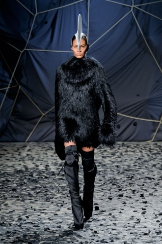 Gareth Pugh A/W 2012, gareth pugh, paris fashion week, marie claire, marie claire uk