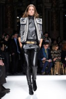 Balmain A/W 2012, balmain, paris fashion week, olivier rousteing, marie claire, marie claire uk