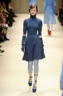 Cacharel A/W 2012, cacharel, paris fashion week, marie claire, marie claire uk