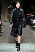Loewe A/W 2012, loewe, stuart vevers, paris fashion week, marie claire, marie claire uk