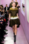 Kenzo A/W 2012, kenzo, humberto leon, carole lim, paris fashion week, marie claire, marie claire uk 