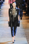 Yves Saint Laurent A/W 2012, ysl, yves saint laurent, stefano pilati, marie claire, marie claire uk, paris fashion week