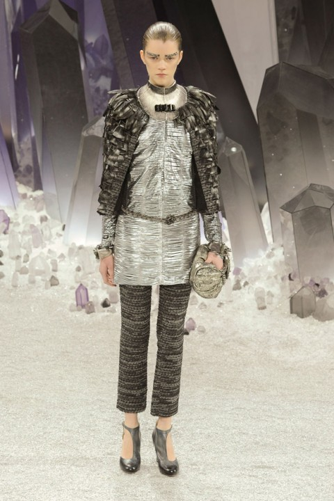 Chanel A/W 2012 - Chanel - Paris Fashion Week - Marie Claire - Marie Claire UK