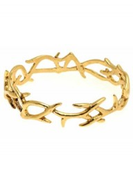 House of Harlow antler bangle
