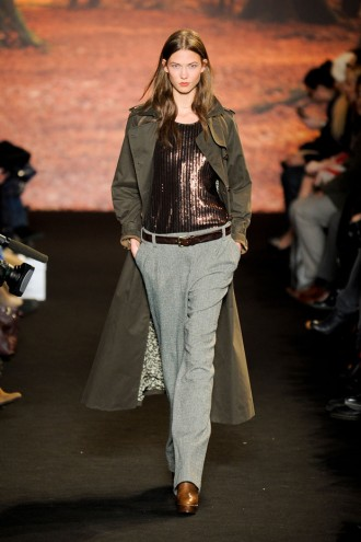 Paul & Joe A/W 2012, paul & joe, sophie albou, paris fashion week, marie claire, marie claire uk