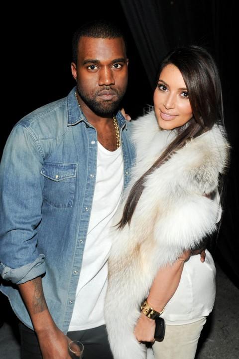 Paris Fashion Week: Kanye West autumn/winter 2012