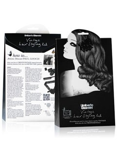Umberto Giannini hair kit - beauty buy of the day