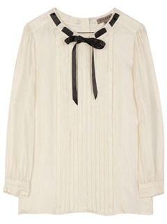 Jigsaw monochrome blouse - fashion - shopping
