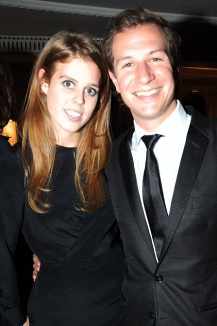 Princess Beatrice & Dave Clark - Princess Beatrice - Dave Clark - Princess Beatrice & Dave Clark's charity date night - Marie Claire - Marie Claire UK