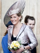 Sophie Wessex - Commonwealth Service - Diamond Jubilee 2012 - Marie Claire - Marie Claire UK